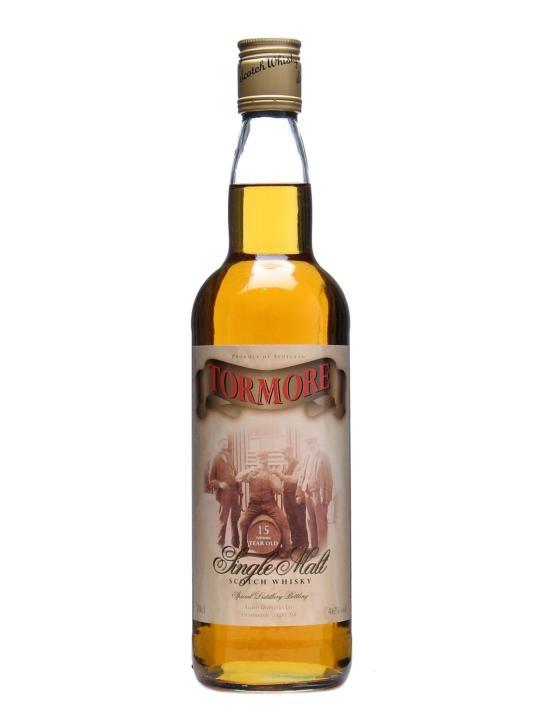 Tormore 15 Year Old Speyside Single Malt Scotch Whisky