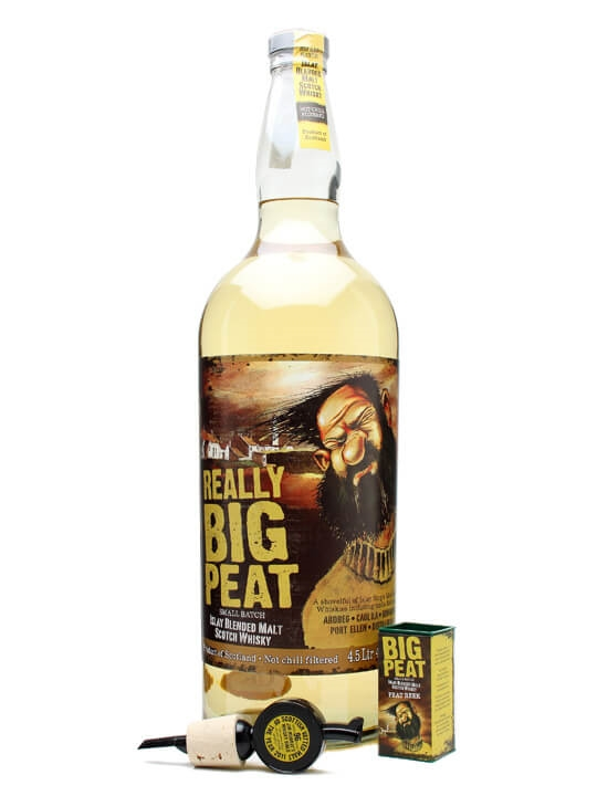 Really Big Peat / Islay Blended Malt Blended Malt Scotch Whisky