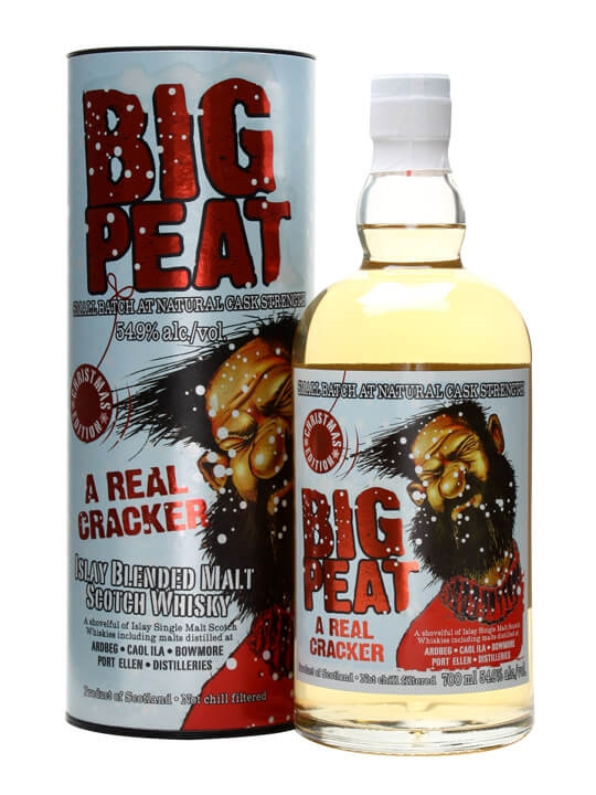 Big Peat Blended Malt / Christmas Edition 2013 Blended Whisky
