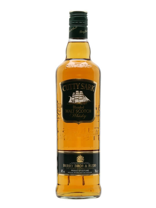 Cutty Sark Blended Malt Blended Malt Scotch Whisky