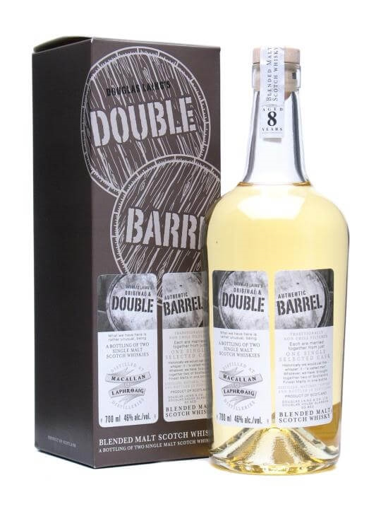 Douglas Laing Double Barrel / Laphroaig & Macallan Blended Whisky