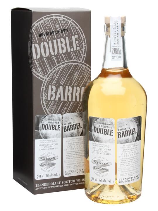 Douglas Laing's Double Barrel / Talisker & Craigellachie Blended Whisky