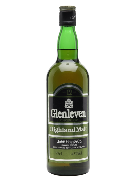 Glenleven 12 Year Old / Bot.1980s Blended Malt Scotch Whisky