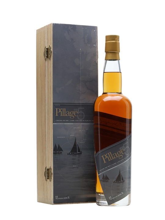 Celtic Pillaged Malt 2005 Blended Malt Scotch Whisky