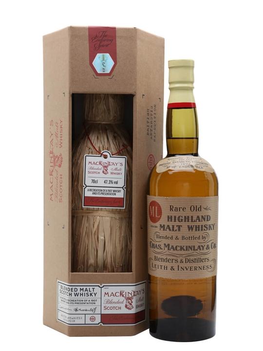 Shackleton's Journey - Mackinlay's Rare Old Highland Malt Blended Whisky
