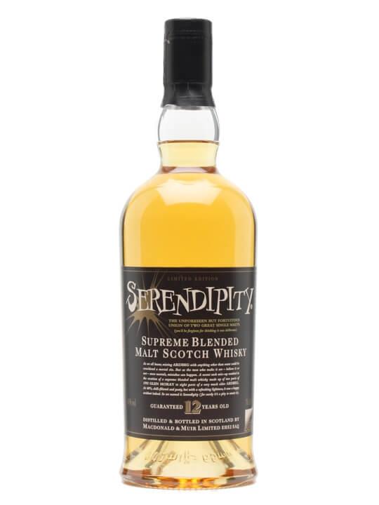 Serendipity 12 Year Old Blended Malt Scotch Whisky