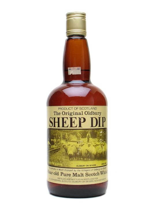 Sheep Dip 8 Year Old / Bot.1980s Blended Malt Scotch Whisky