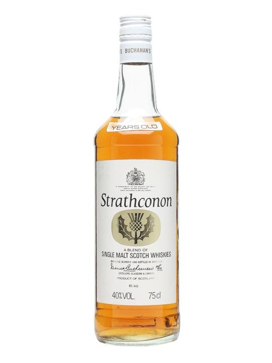 Strathconon 12 Year Old / Bot.1980s Blended Malt Scotch Whisky