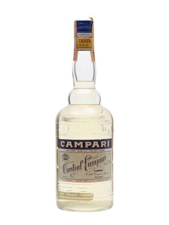 Cordial Campari / Bot.1970s