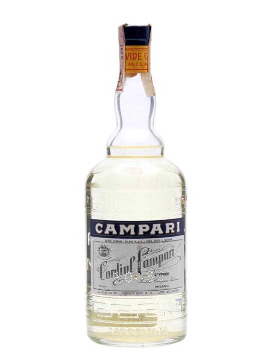 Cordial Campari / Bot.1960s