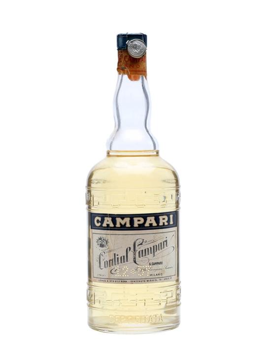 Cordial Campari / Bot.1950s