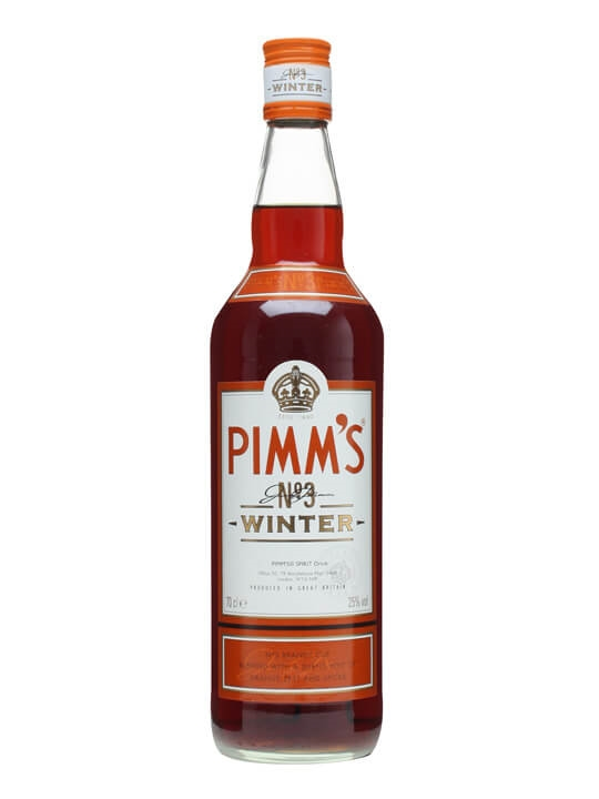 Pimm's Winter Cup No.3