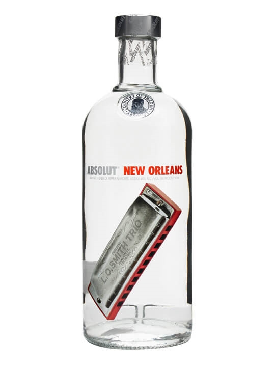 Absolut New Orleans Vodka