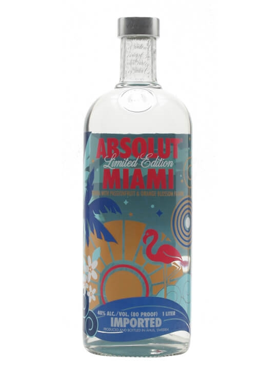 Absolut Miami / Litre