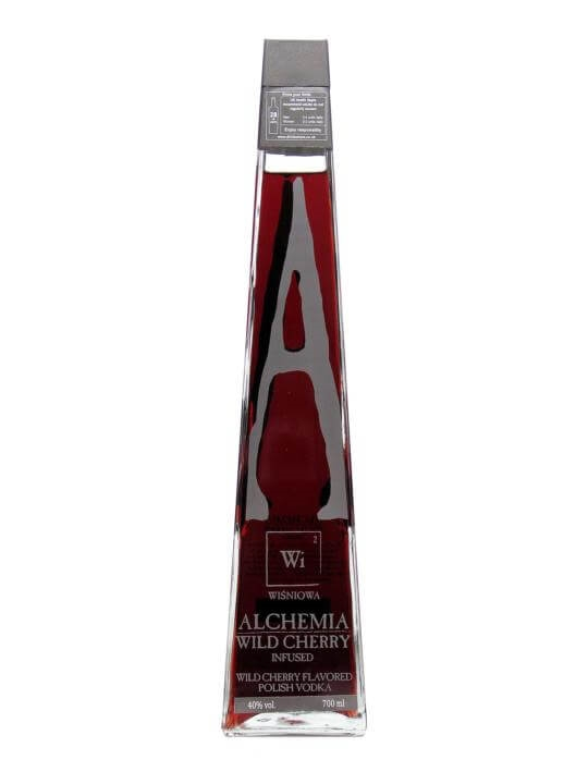 Alchemia Wisniowa Cherry Vodka