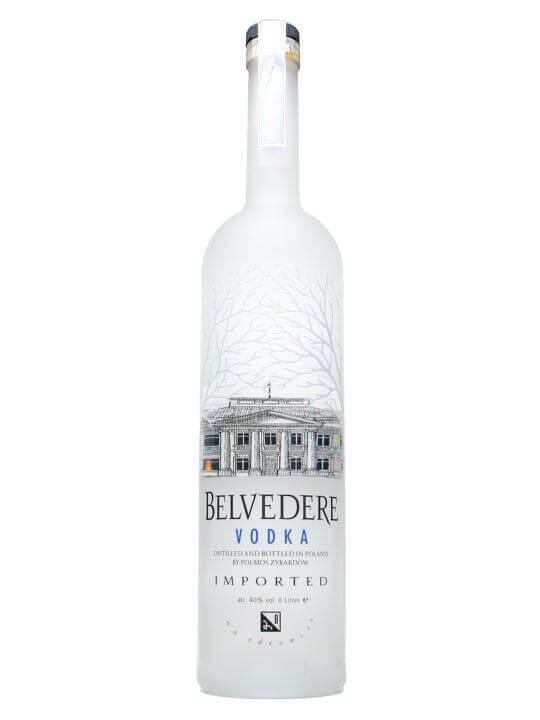Belvedere Vodka / Methuselah