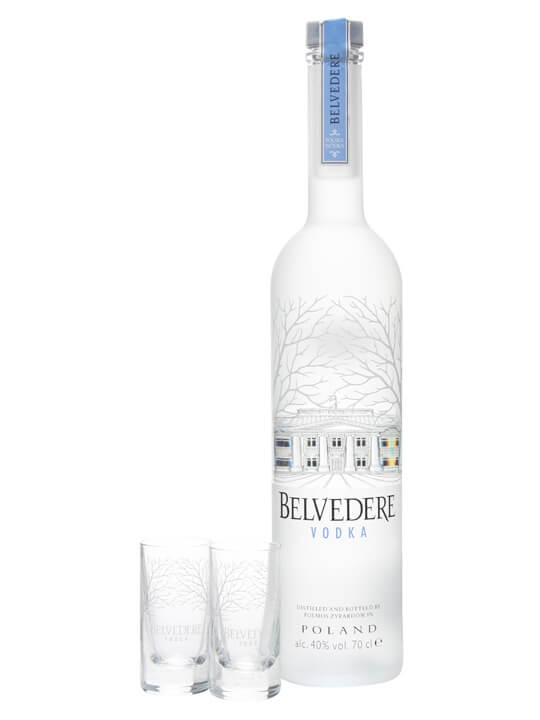 Belvedere Vodka Perfect Shots Pack