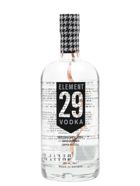 Element 29 British Artisan Vodka