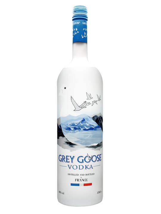Grey Goose Vodka  Gallon