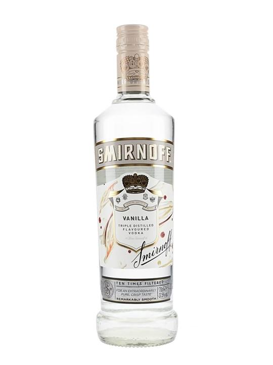 Smirnoff Vanilla Vodka