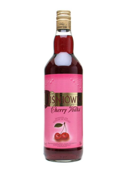 Wisniowka Cherry Vodka  Polmos