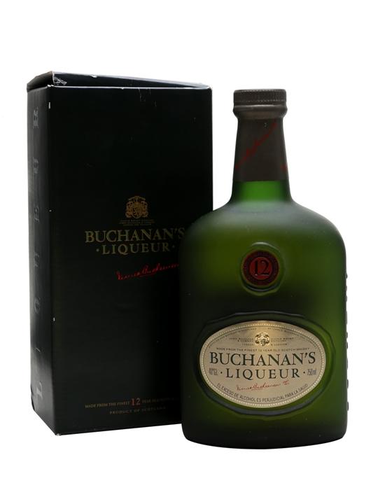 Buchanan's Whisky Liqueur / Bot.1980s