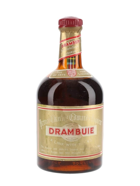 Drambuie Whisky Liqueur  Bot.1970s