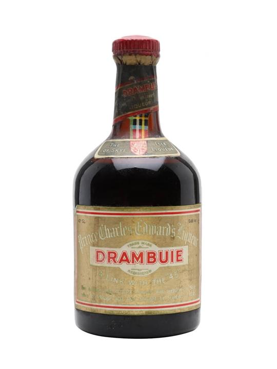 Drambuie Whisky Liqueur / Bot.1960s