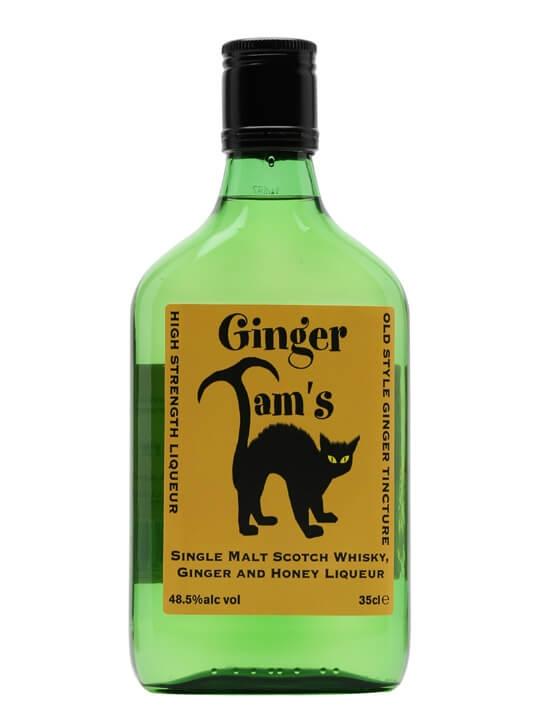 Ginger Tam's Whisky Liqueur
