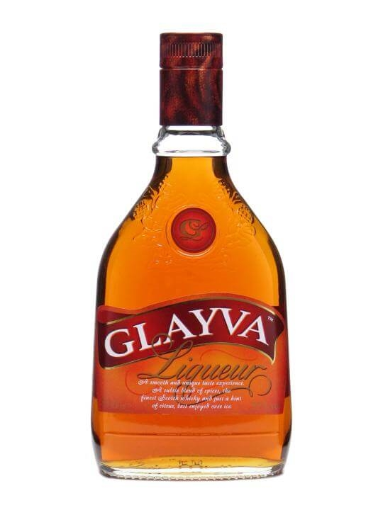 Glayva Whisky Liqueur (Old Presentation)
