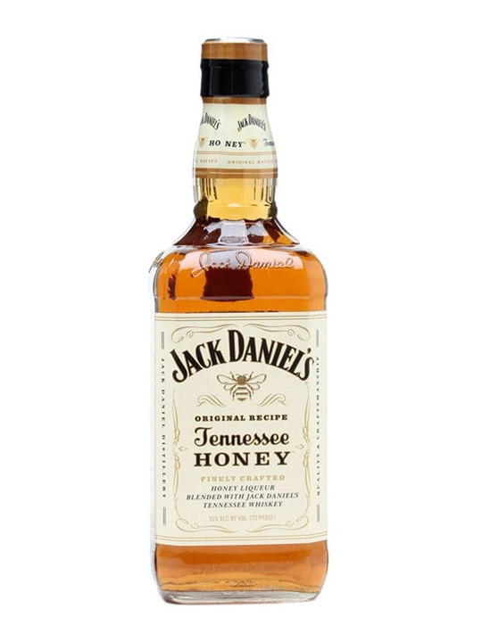 Jack Daniel's Tennessee Honey Whiskey Liqueur