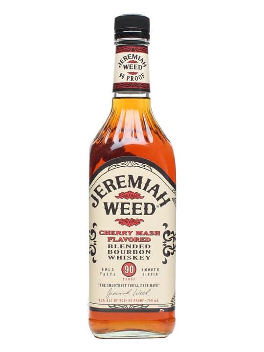 Jeremiah Weed Cherry Bourbon