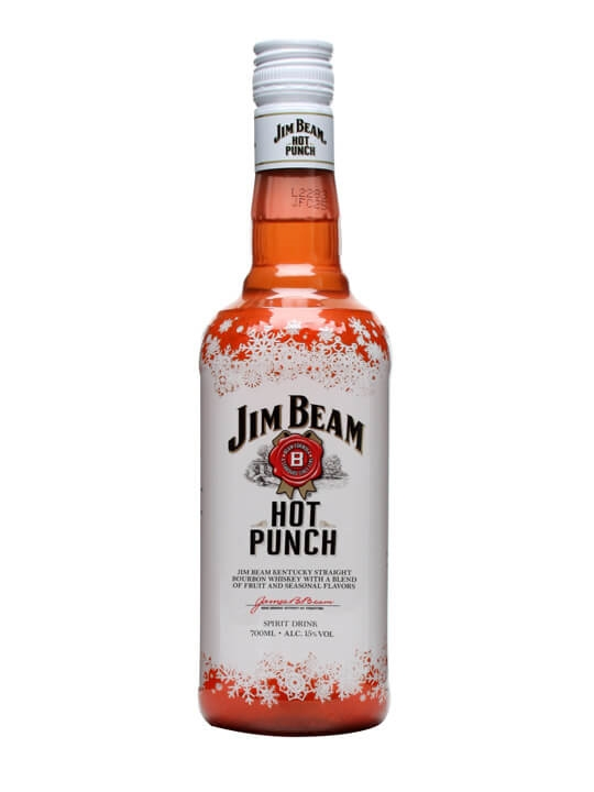 Jim Beam Hot Punch  Buy Online The Whisky Exchange