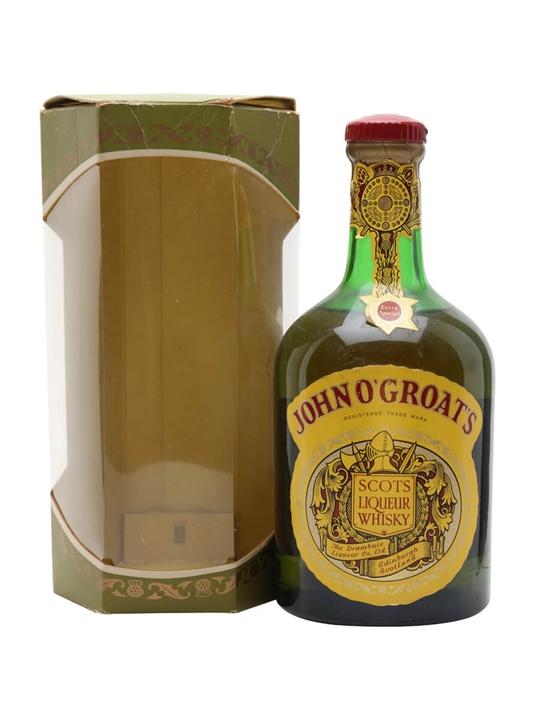 John O'Groat's Liqueur Whisky / Bot.1970s