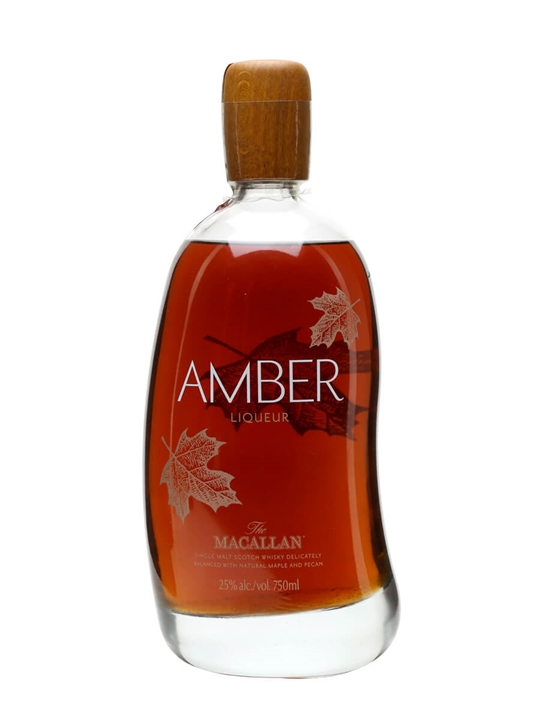 Macallan Amber Liqueur Single Malt Whisky Liqueur
