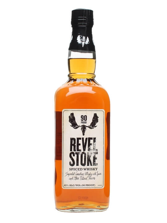 Revel Stoke Spiced Whisky Liqueur