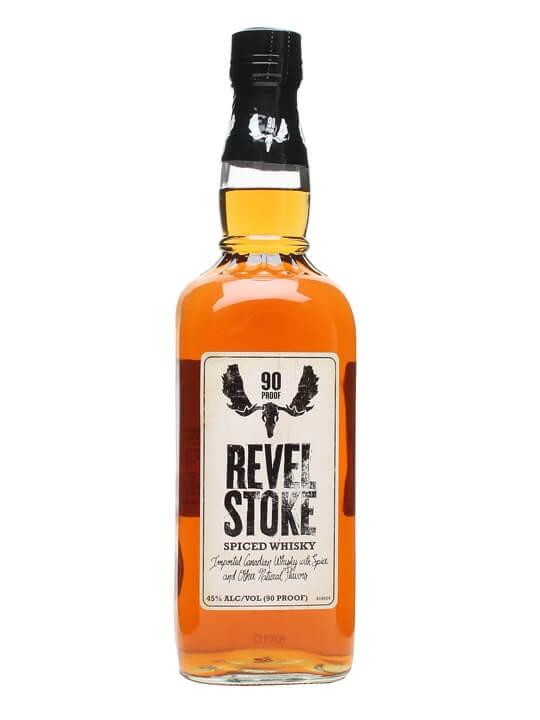 Revel Stoke Spiced Whisky Liqueur