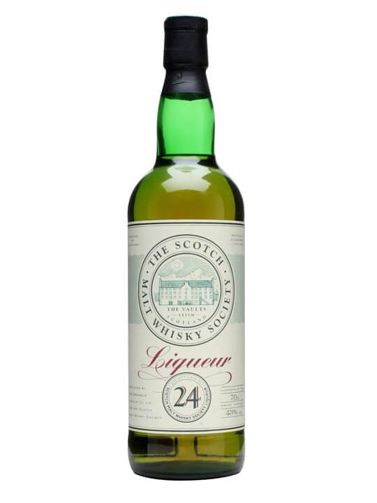 Smws Whisky Liqueur / Cask 24