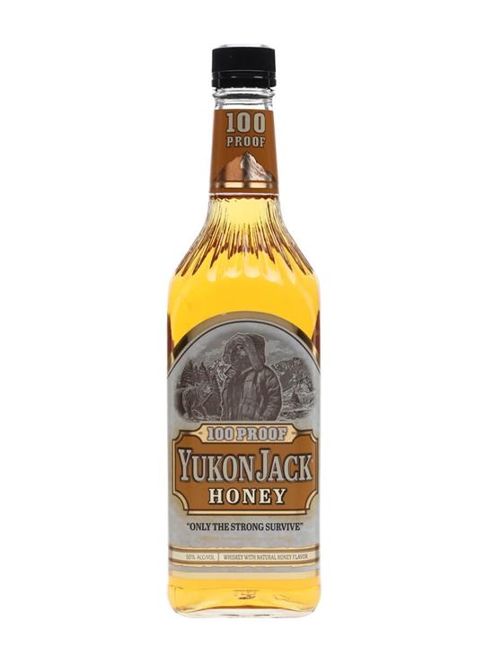 Yukon Jack Whisky Liqueur Canadian Whisky Liqueur