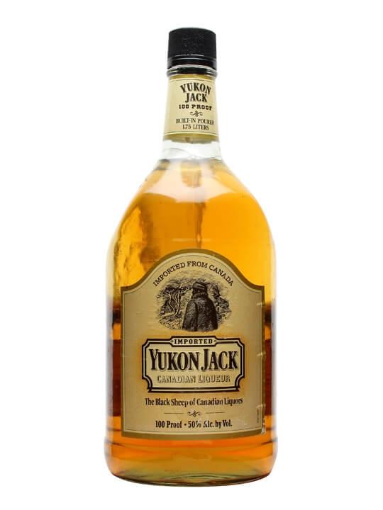 Yukon Jack Whisky Liqueur / Large Bottle