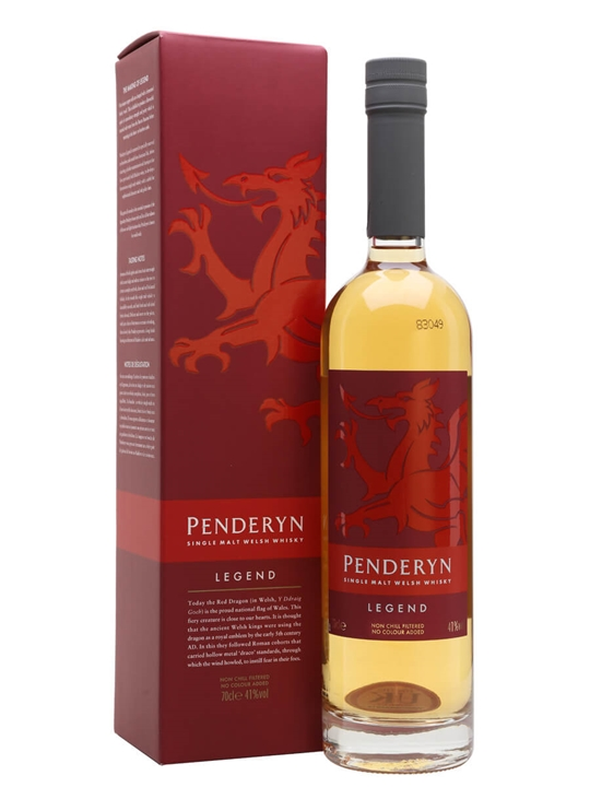 Penderyn 41 Welsh Single Malt Whisky
