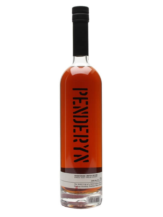 Penderyn Sherrrywood / Single Cask Welsh Single Malt Whisky