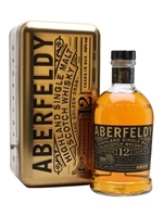 Aberfeldy 12 Year Old  |  The Golden Dram Litre