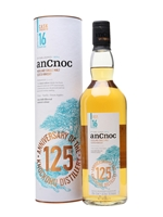 anCnoc 16 Year Old  |  Cask Strength  |  125th Anniversary