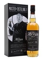 Arran 12 Year Old  |  The Man with the Golden Glass