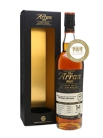 Arran 2002  14 Year Old Sherry Cask #581 TWE Exclusive