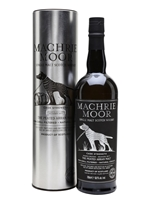 Arran Machrie Moor Cask Strength  |  Fourth Edition