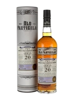Arran 1996  20 Year Old  –  Old Particular