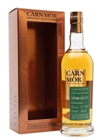 Auchentoshan 1998  |  22 Year Old  |  Carn Mor Celebration of the Cask