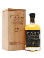 Sullivans Cove  |  17 Year Old  |  American Oak  |  Single Cask